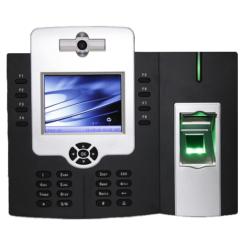 iClock880 Multi-Media Fingerprint Time Attendance and Access Control